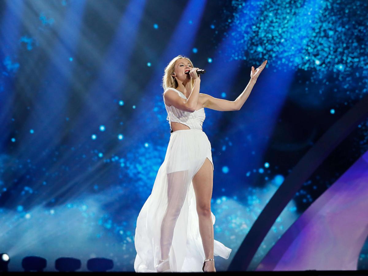 Kasia Moś na Eurowizji 2017, występ, zdjęcia, które miejsce?