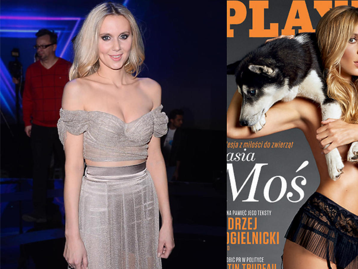 Kasia Moś w Playboyu