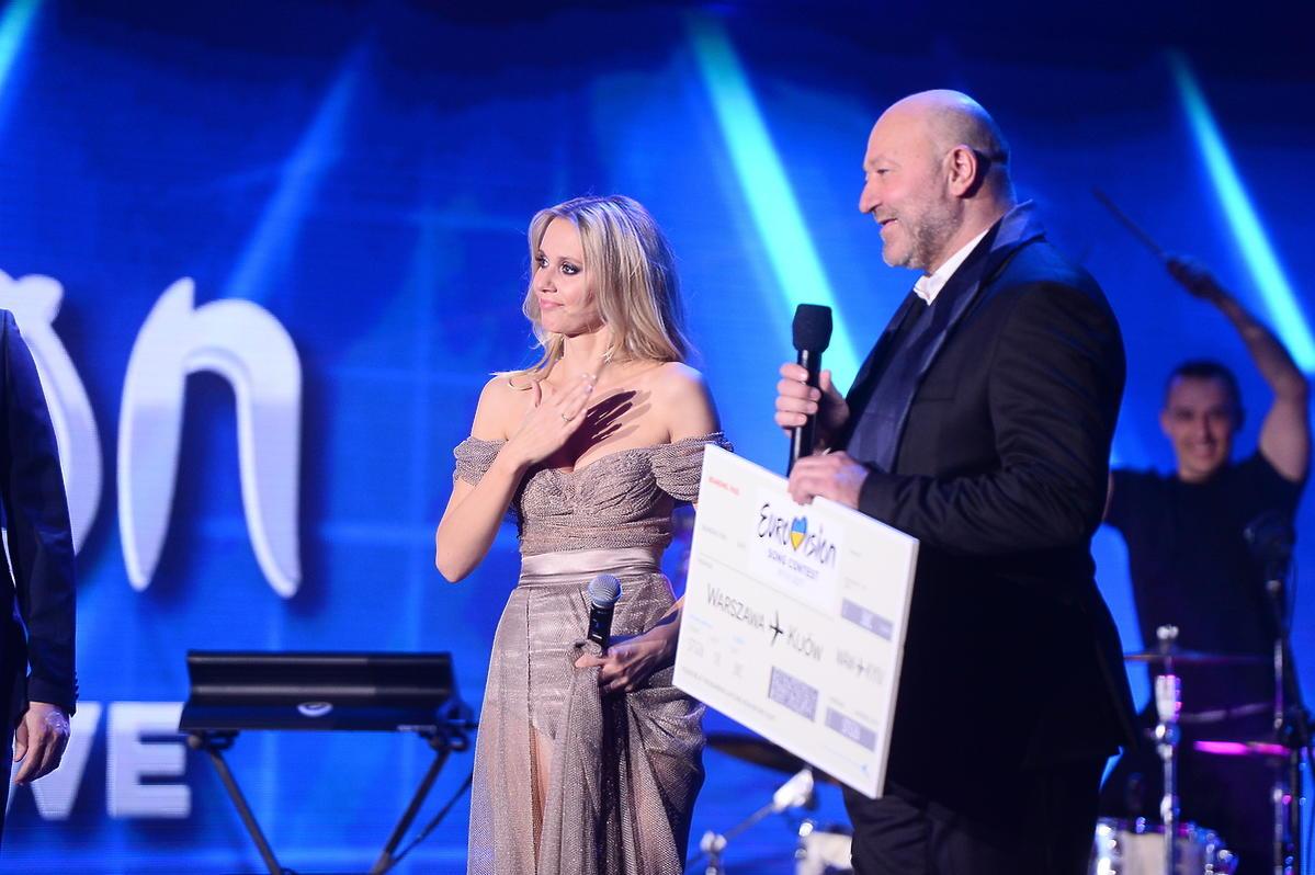 Kasia Moś wygrała polskie preselekcje do Eurowizji