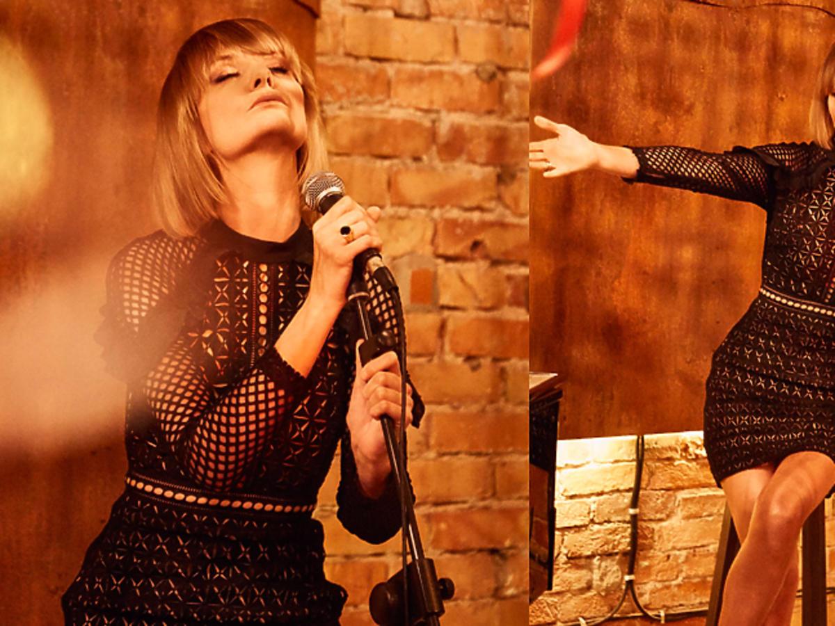 Kasia Stankiewicz - koncert w restauracji MOMU