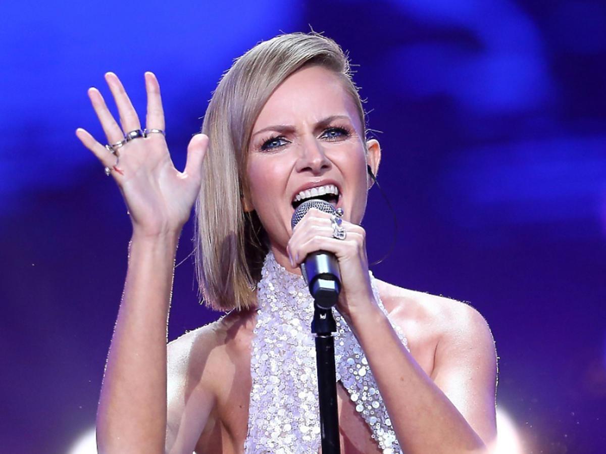 Kasia Stankiewicz zaśpiewała na festiwalu Top of the Top 2019