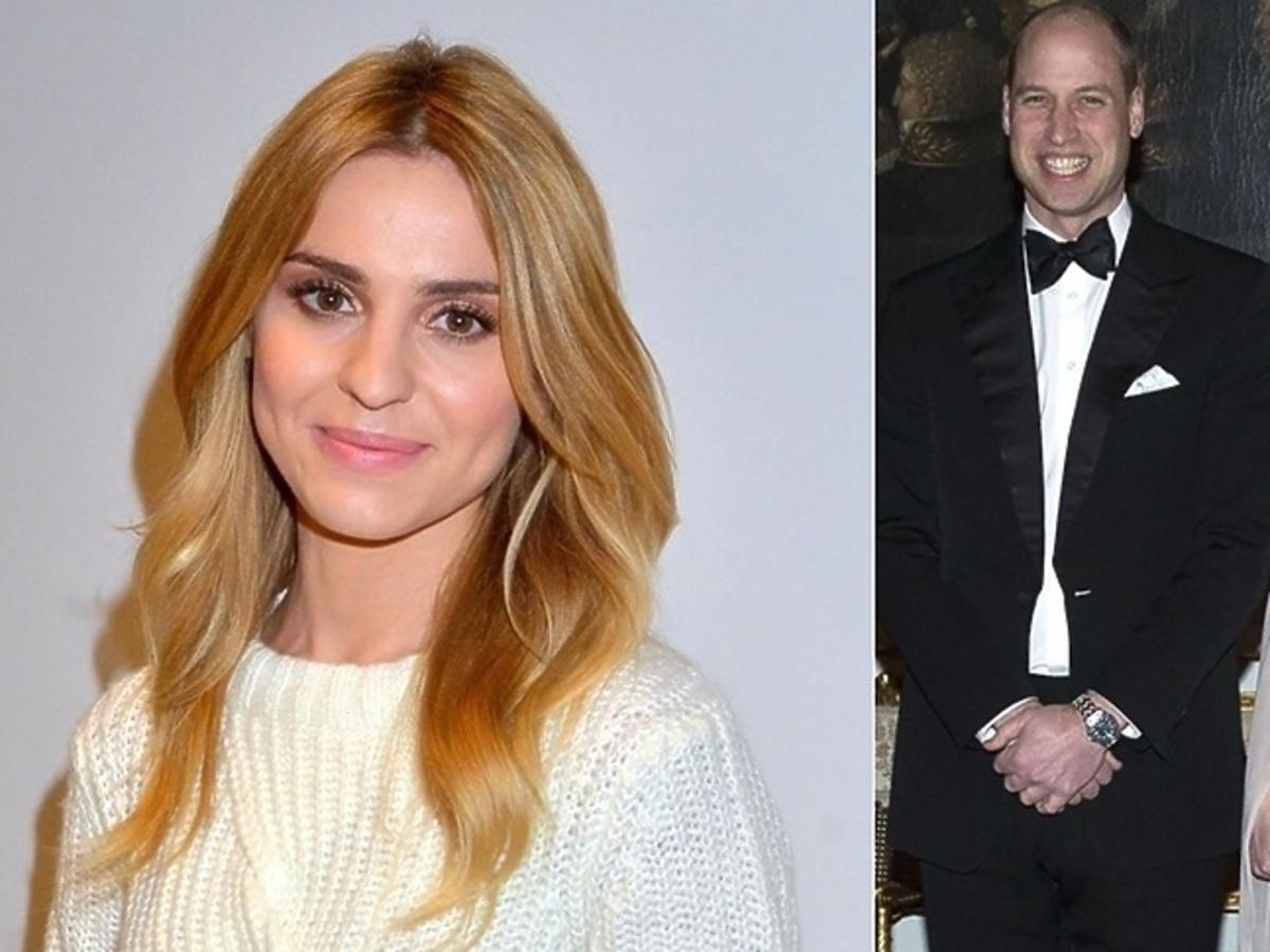 Kasia Tusk, książę William, księżna Kate