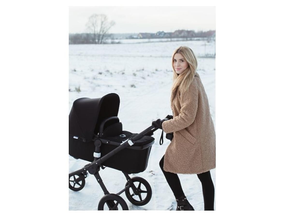 Kasia Tusk pokazała wózek dziecka