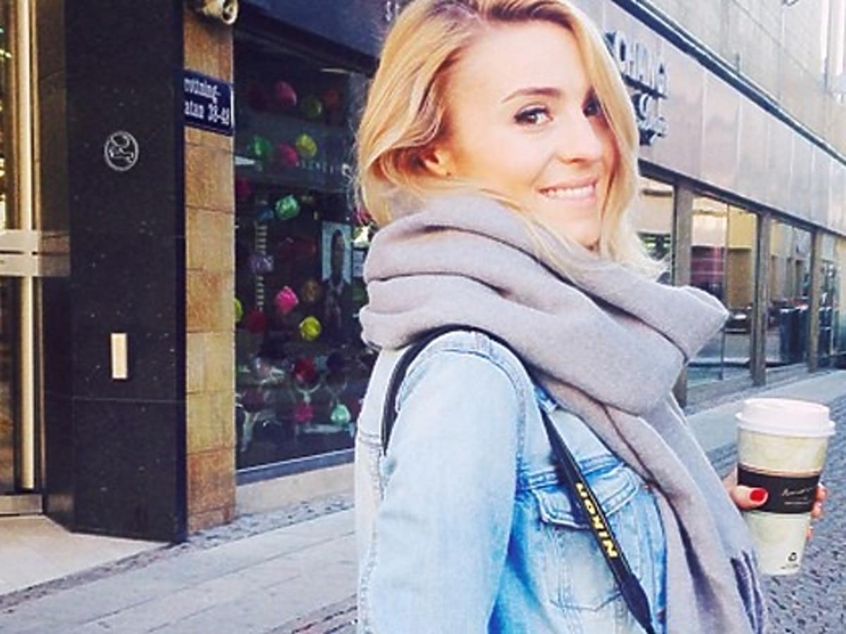 Kasia Tusk poleciała do Szwecji