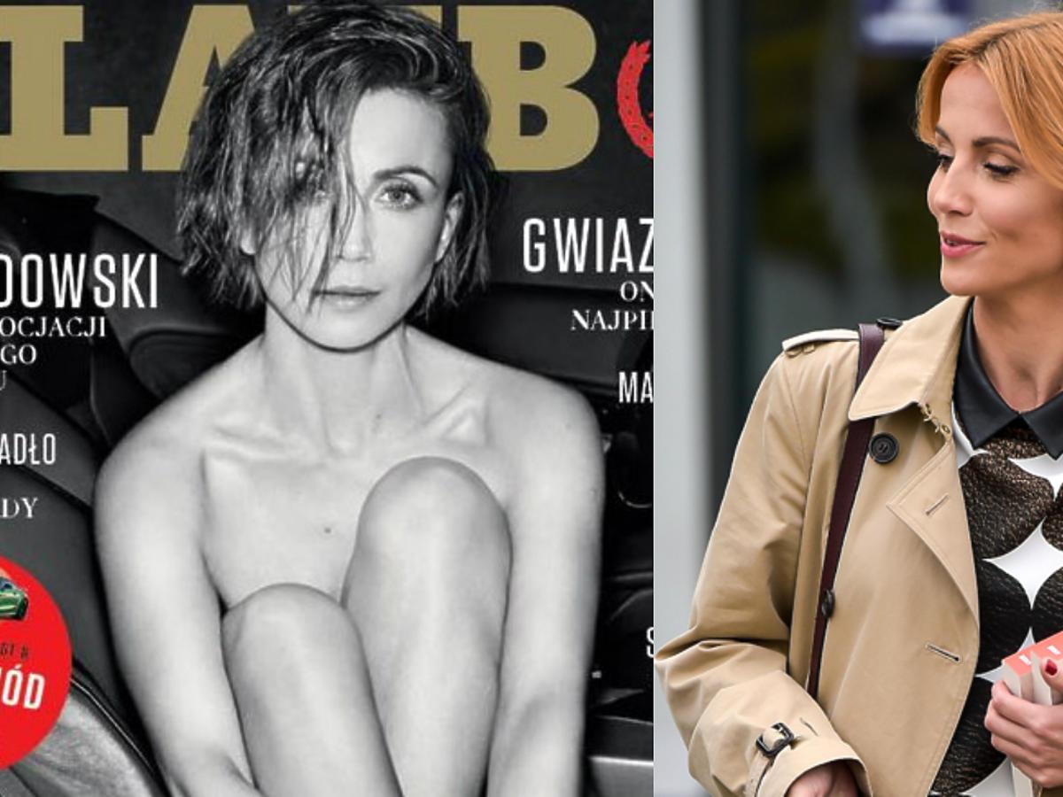 Kasia Zielińska nago w Playboyu