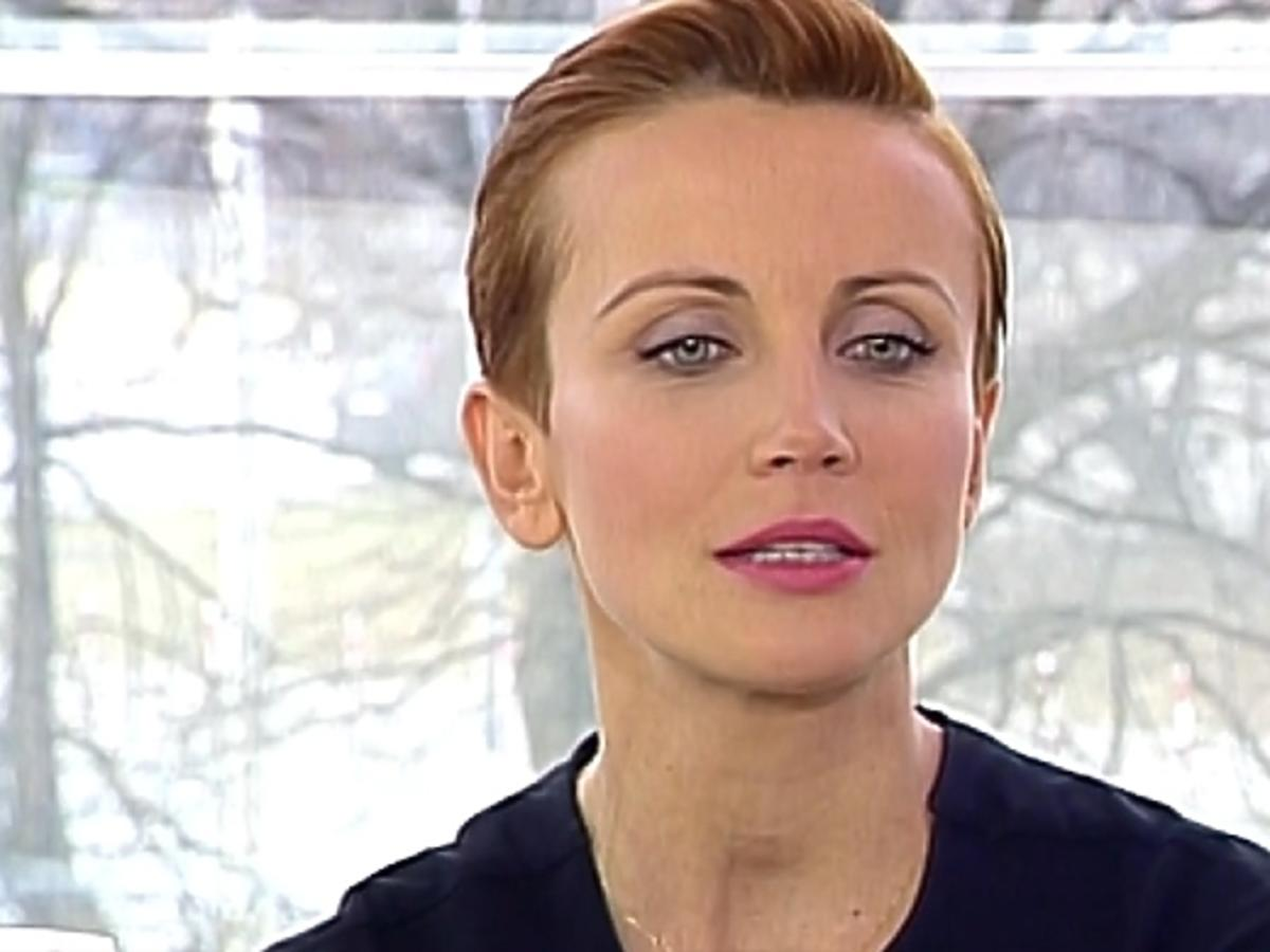 Kasia Zielińska w Pytaniu na Śniadanie
