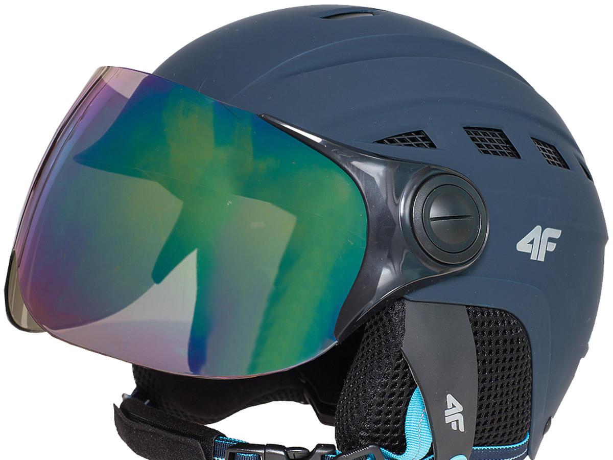 Kask narciarski, 4F, 299,90 zł