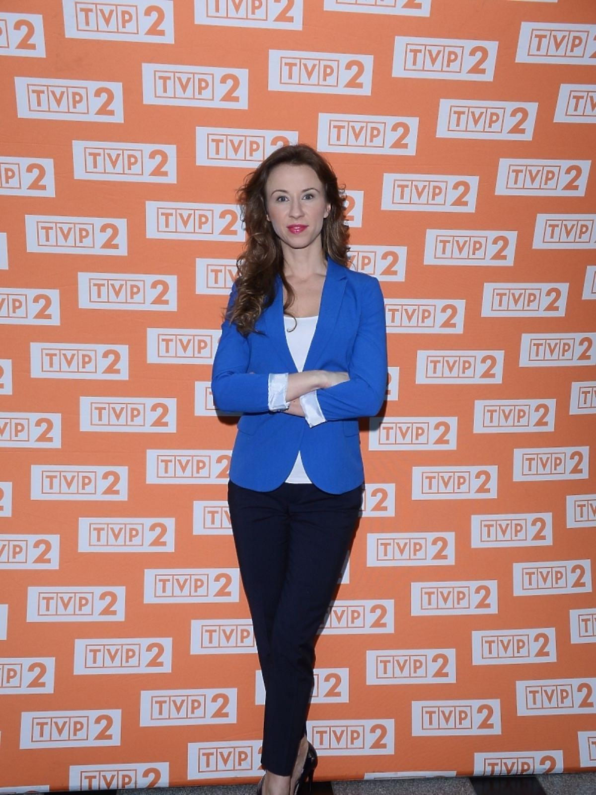 Katarzyna Ankudowicz na konferencji