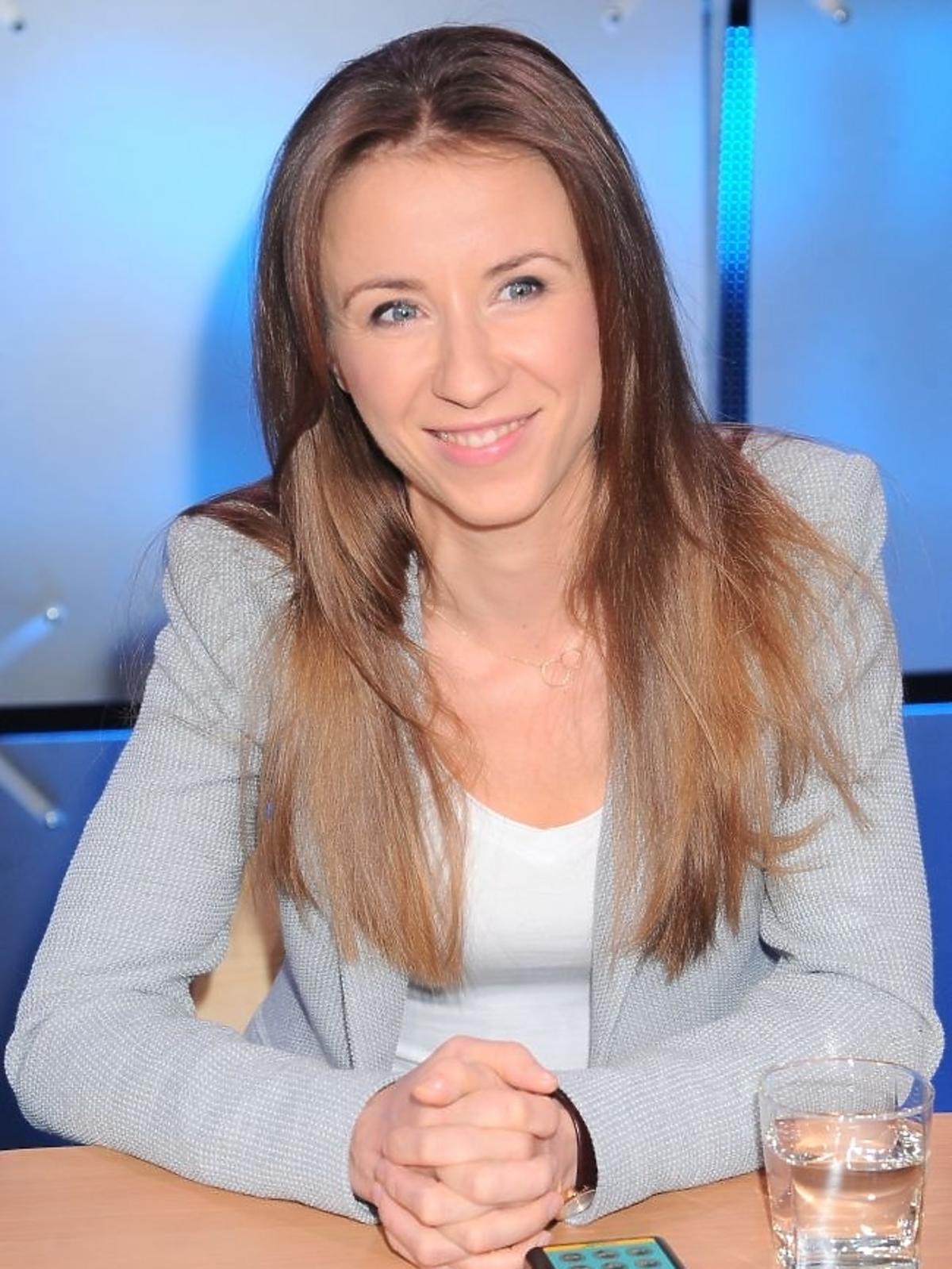 Katarzyna Ankudowicz na Wielkiej Maturze Polaków