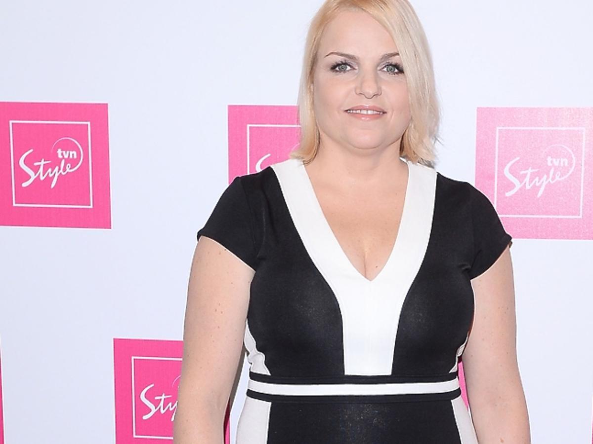 Katarzyna Bosacka o diecie i trenerkach fitness