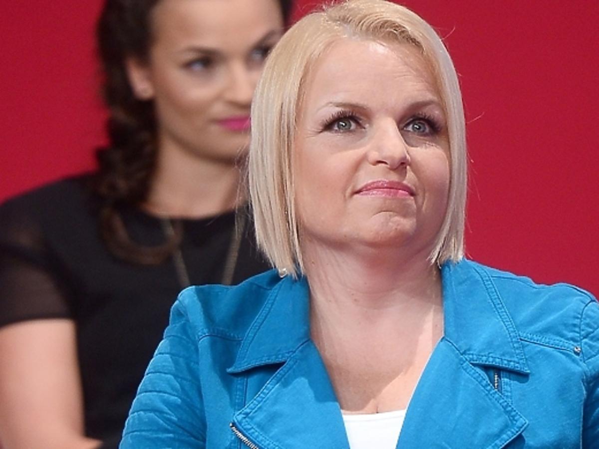 Katarzyna Bosacka o mężu
