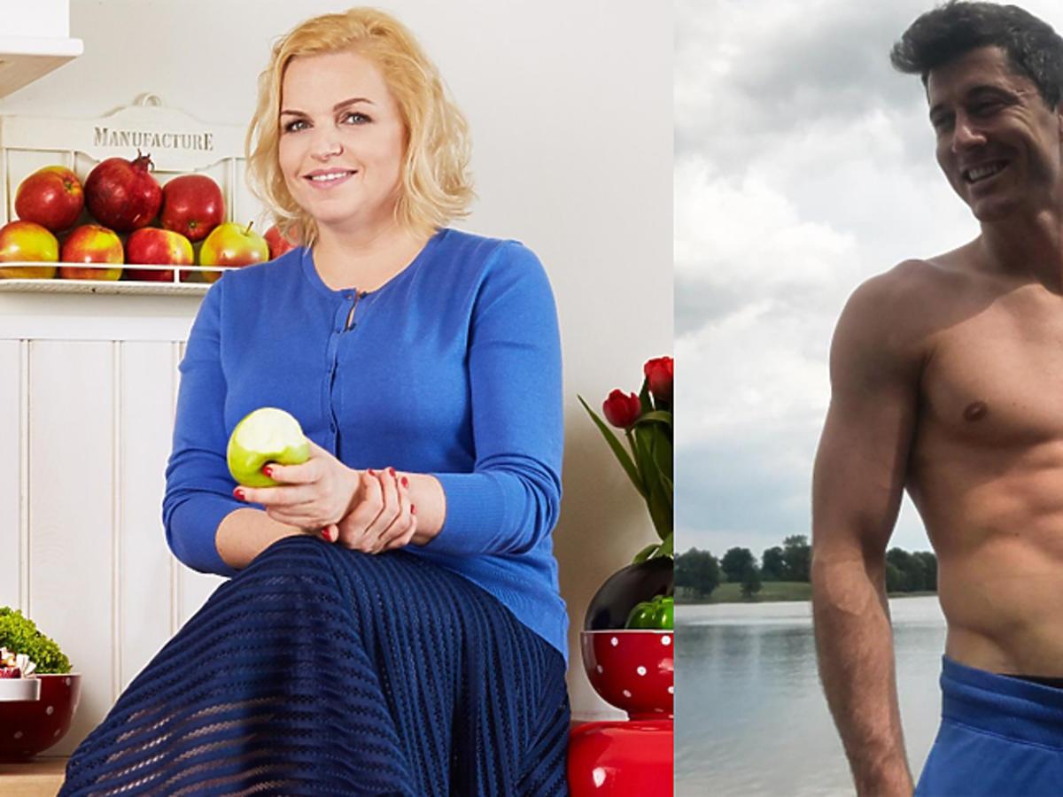 Katarzyna Bosacka ostro o Robercie Lewandowskim