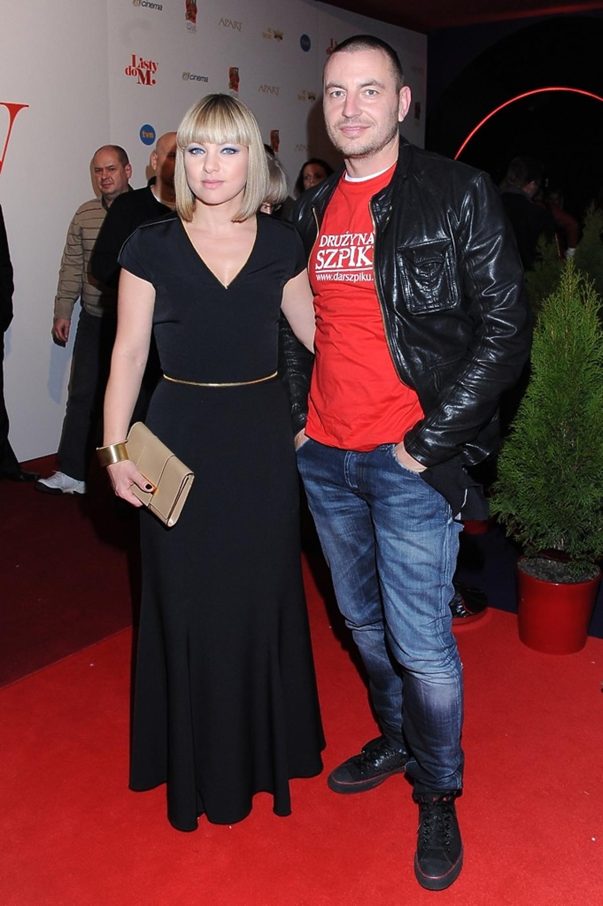 Katarzyna Bujakiewicz, Piotr Maruszewski