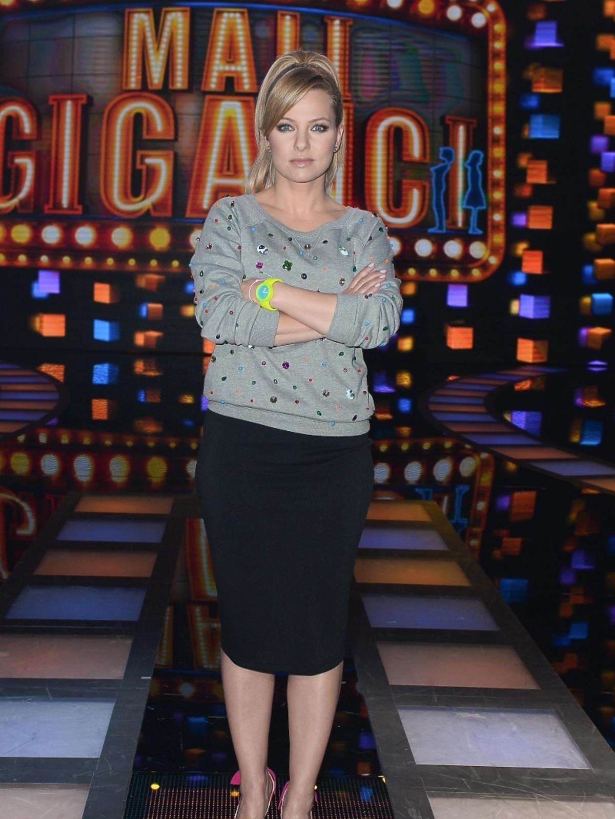Katarzyna Bujakiewicz w programie