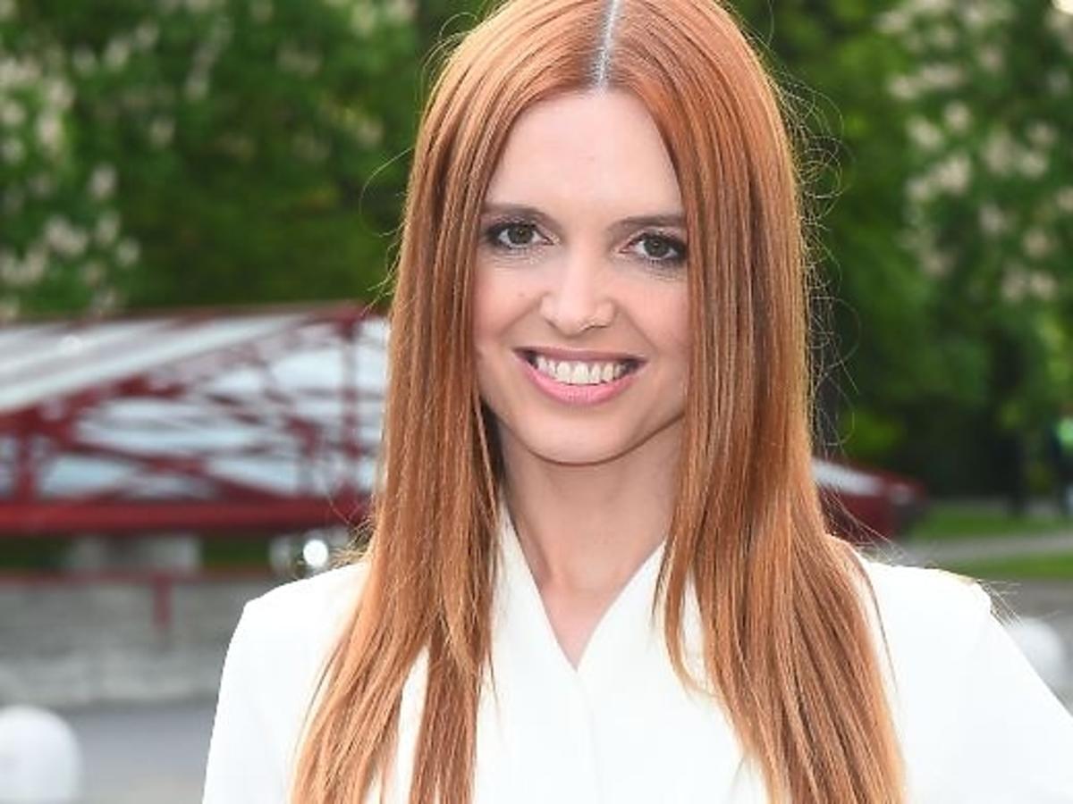 Katarzyna Burzyńska bierze ślub