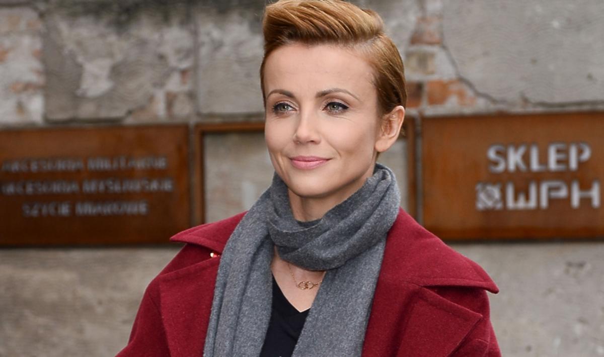 Katarzyna Burzyńska pokazała nagie zdjęcie