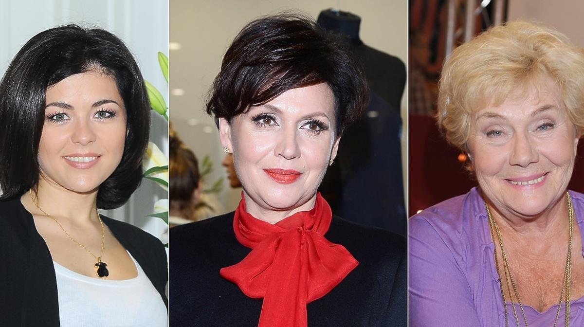 Katarzyna Cichopek, Małgorzata Pieńkowska, Teresa Lipowska