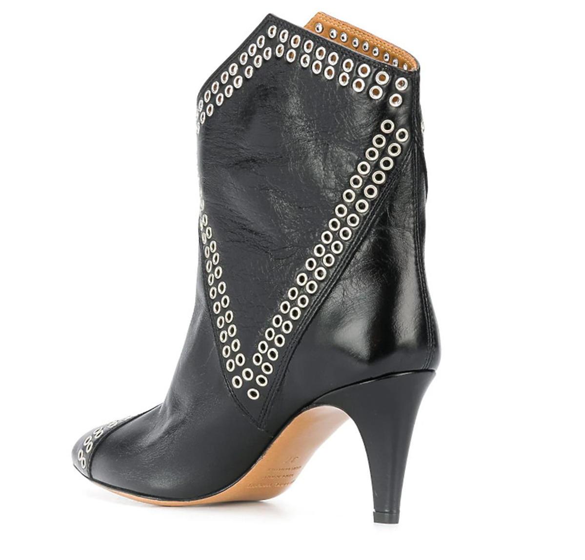 Katarzyna Cichopek w butach od Isabel Marant