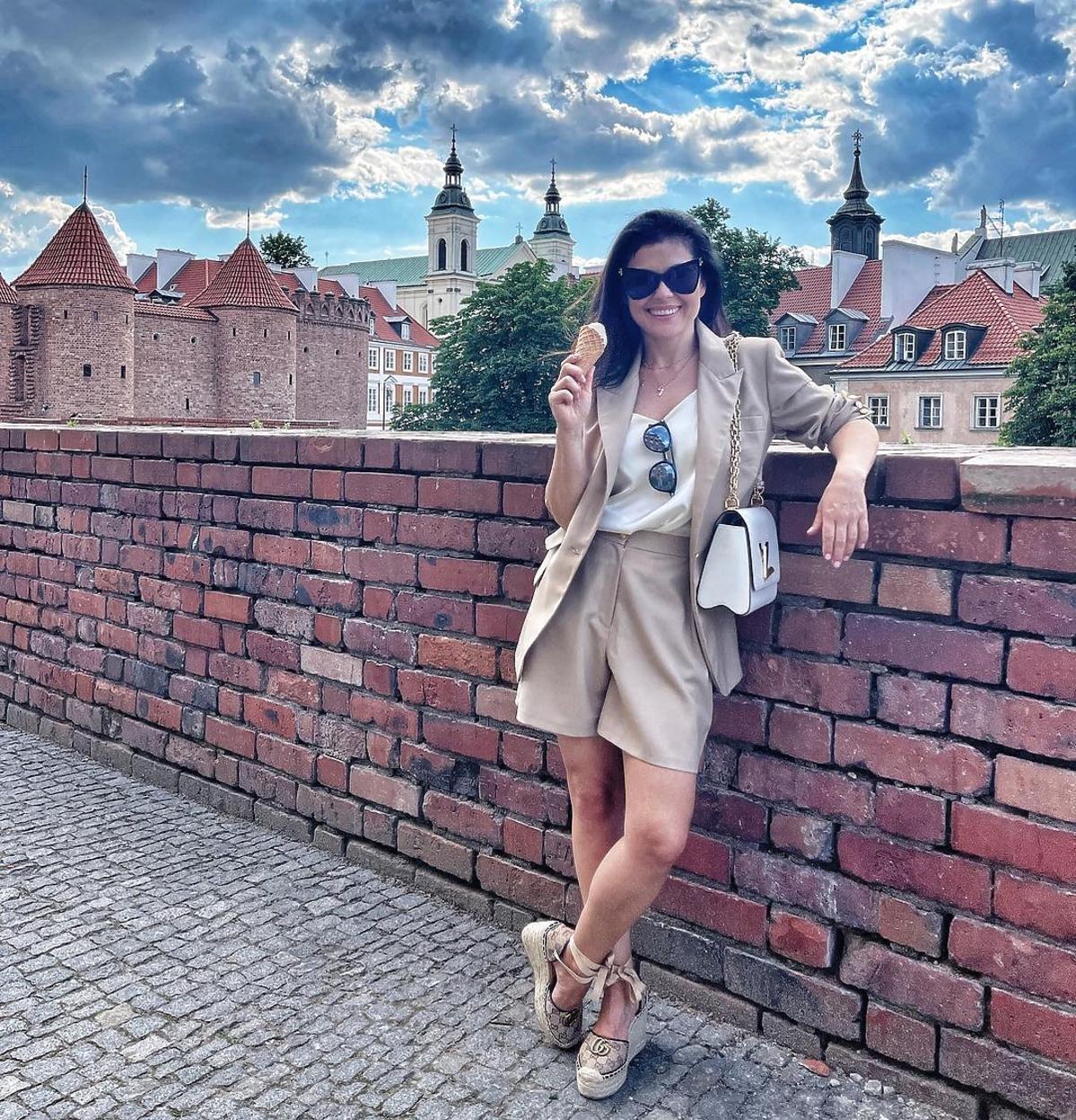 Katarzyna Cichopek w stylizacji za ponad 20 tys. zł