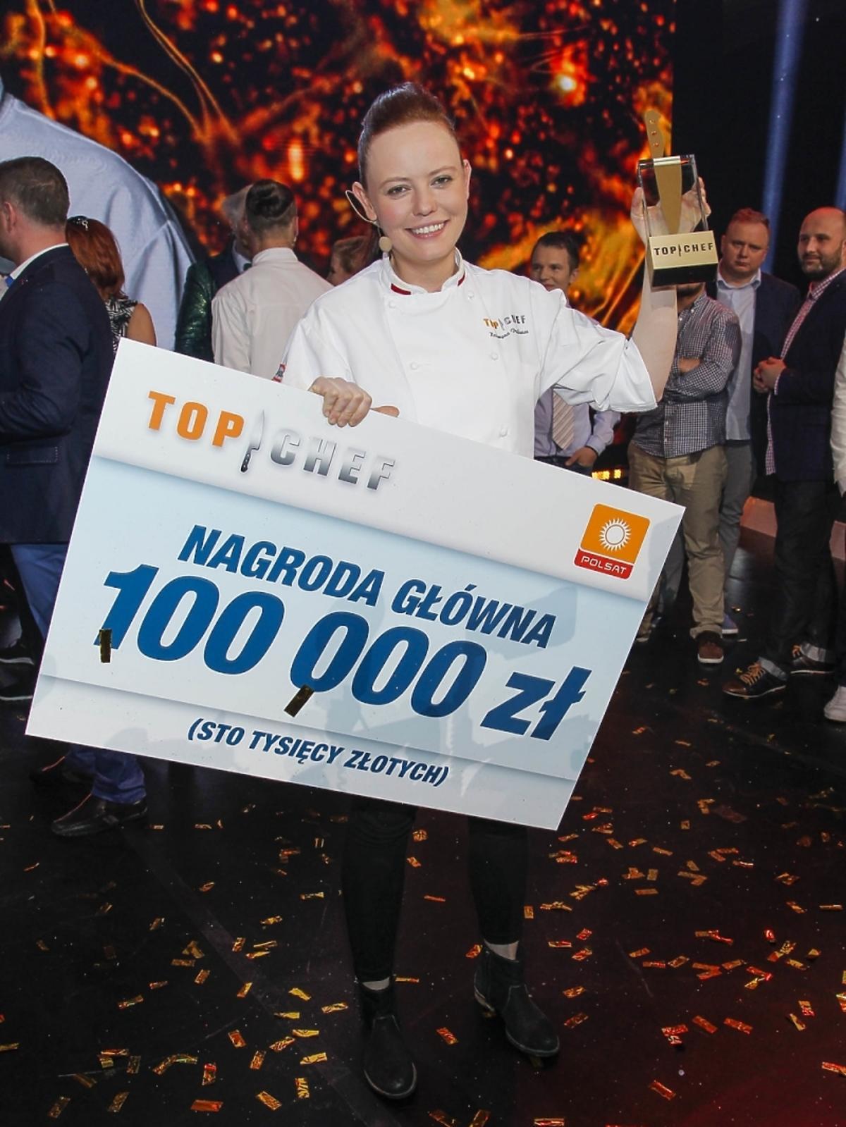 Katarzyna Daniłowicz wygrała 4.edycję programu