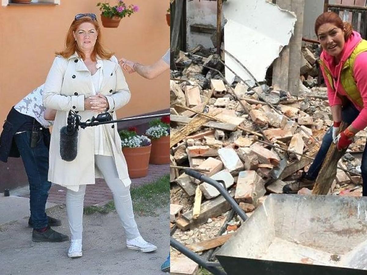 Katarzyna Dowbor zdradziła kulisy programu Nasz nowy dom