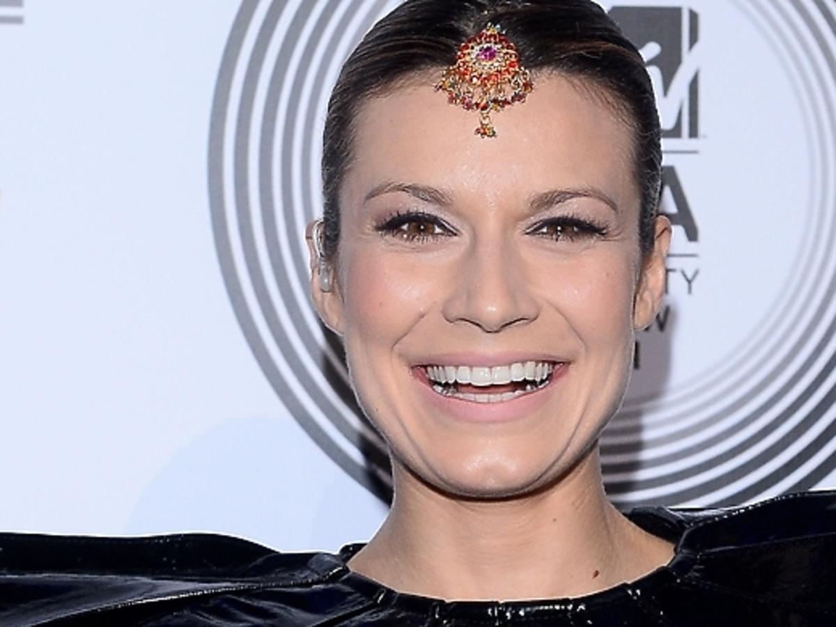 Katarzyna Kępka na imprezie MTV EMA 2014 Pre-Party
