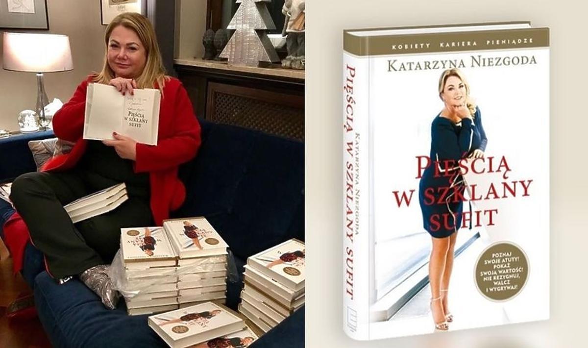 Katarzyna Niezgoda komentuje okładkę swojej książki