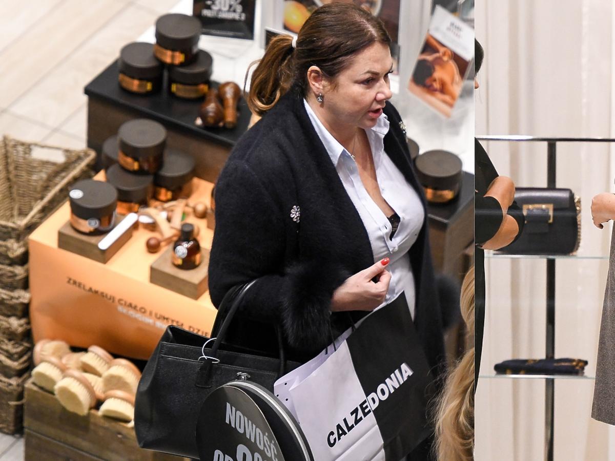 Katarzyna Niezgoda na zakupach