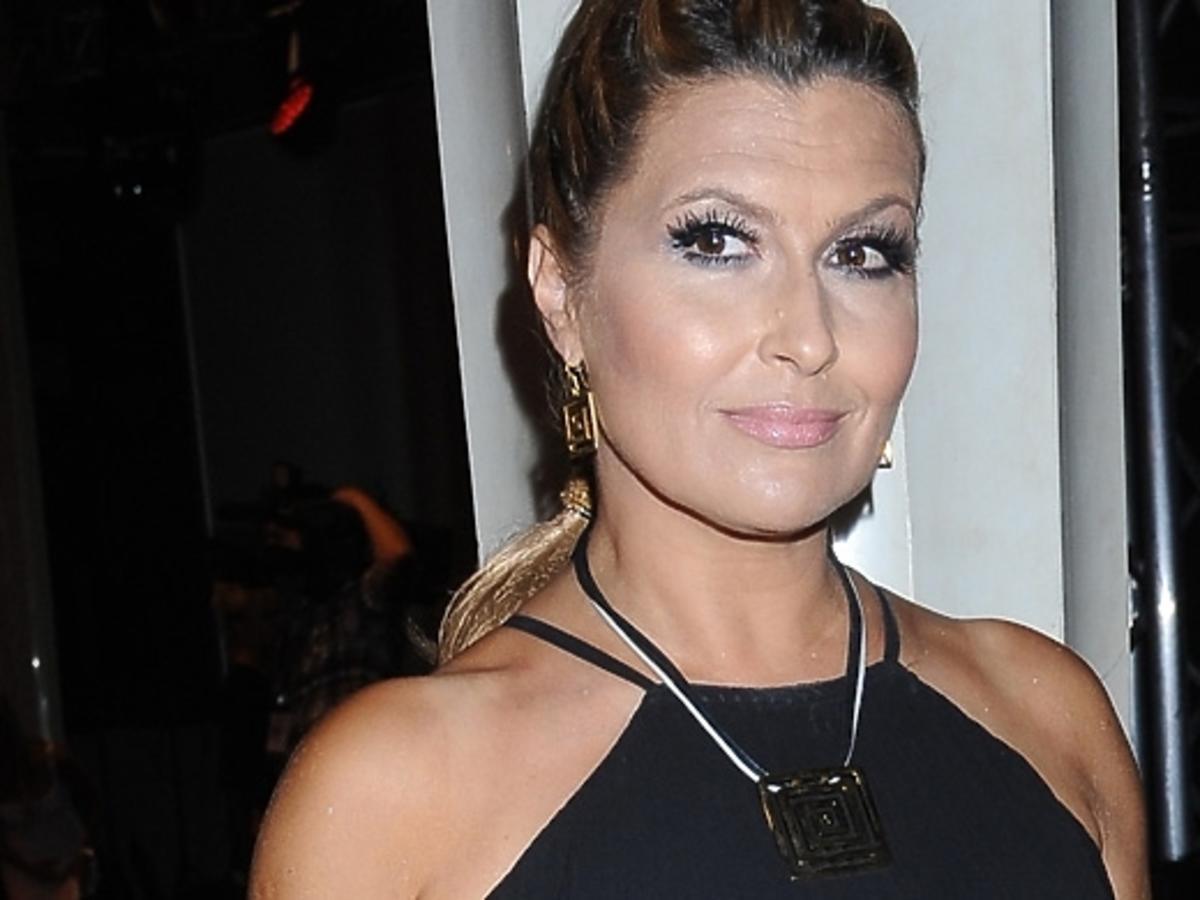 Katarzyna Skrzynecka nie miała zaproszenia na pokaz La Manii