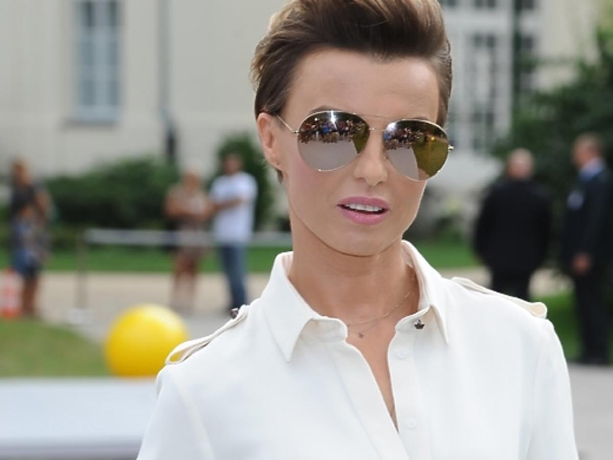 Katarzyna Sokołowska o Top Model