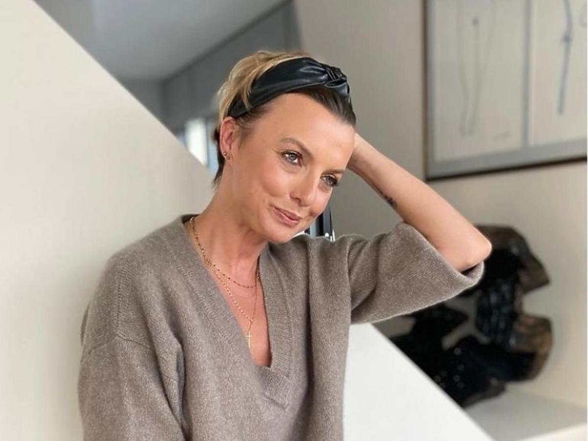 Katarzyna Sokołowska pokazła swoje mieszkanie