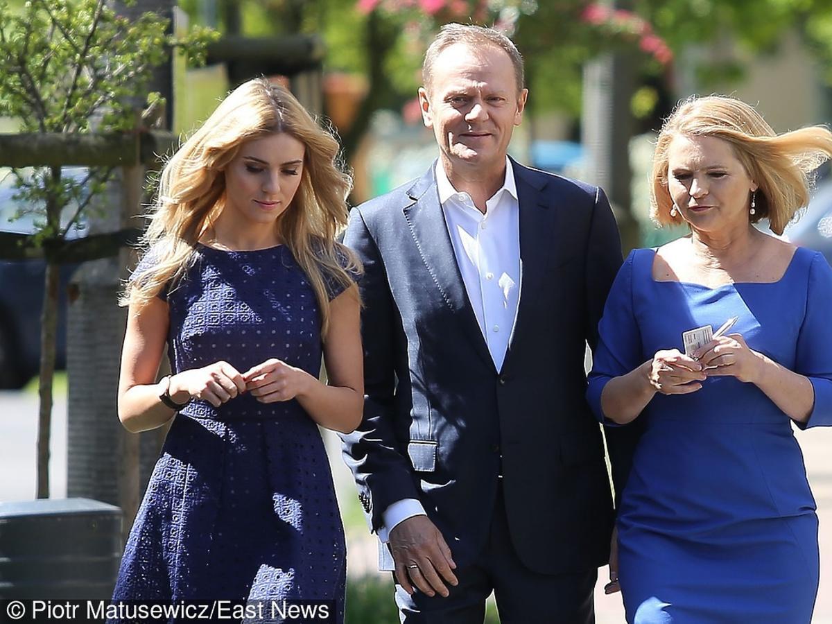 Katarzyna Tusk, Donald Tusk, Małgorzata Tusk