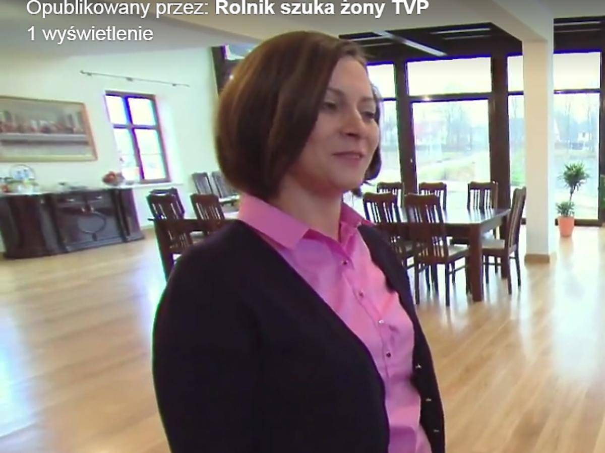 Katarzyna - uczestniczka trzeciej edycji Rolnik szuka żony