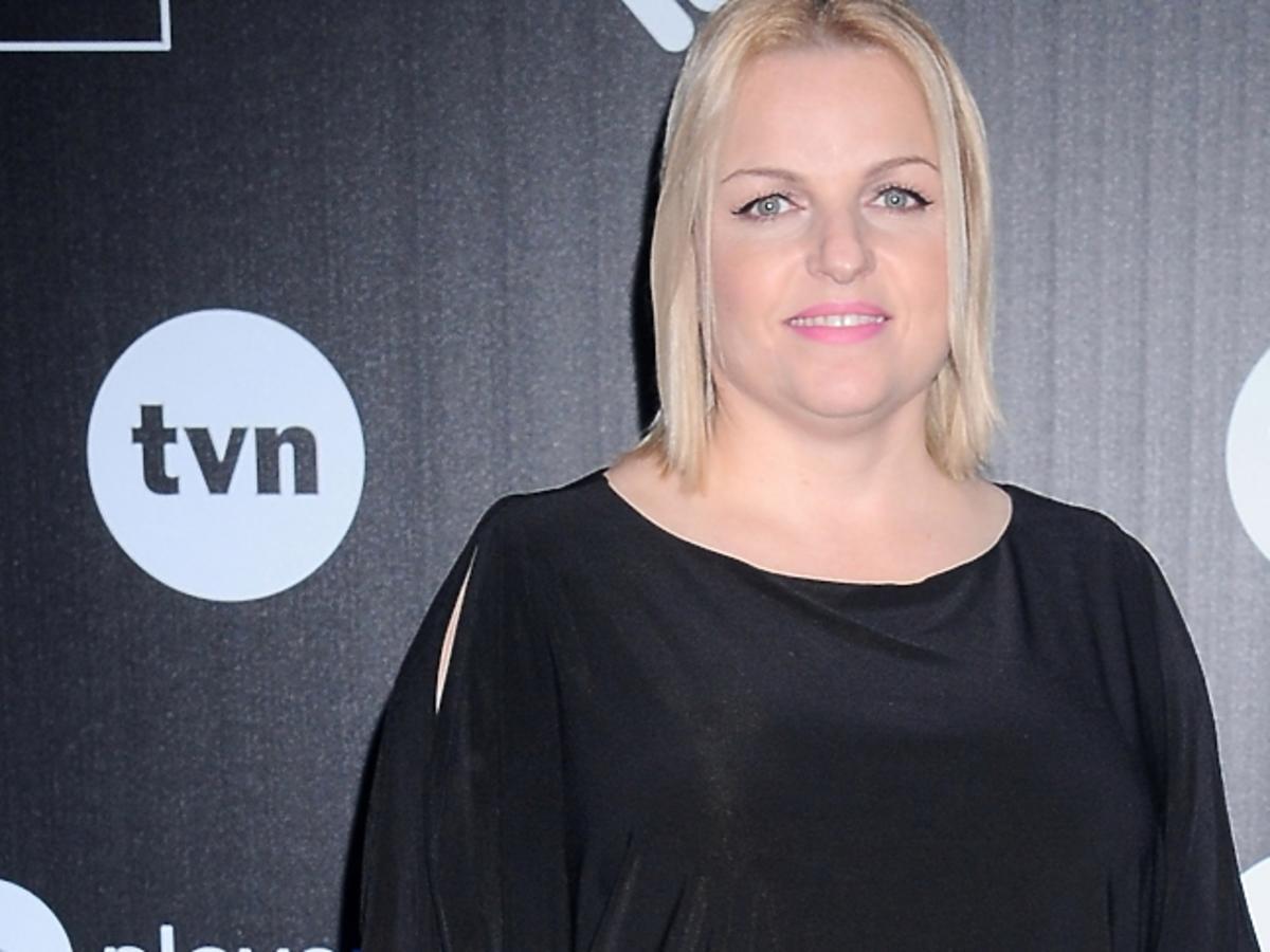 Katarzyna Vosacka fryzura