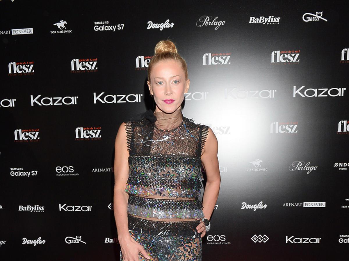 Katarzyna Warnke na Flesz Fashion Night