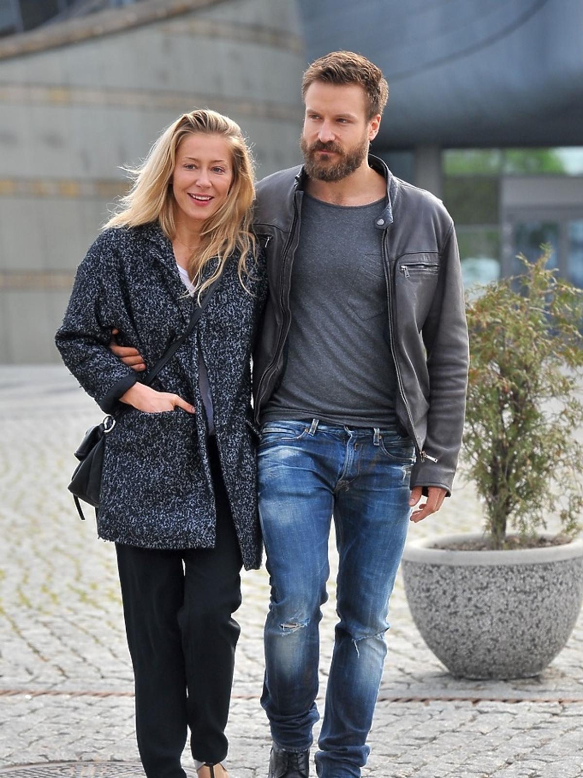 Katarzyna Warnke, Piotr Stramowski