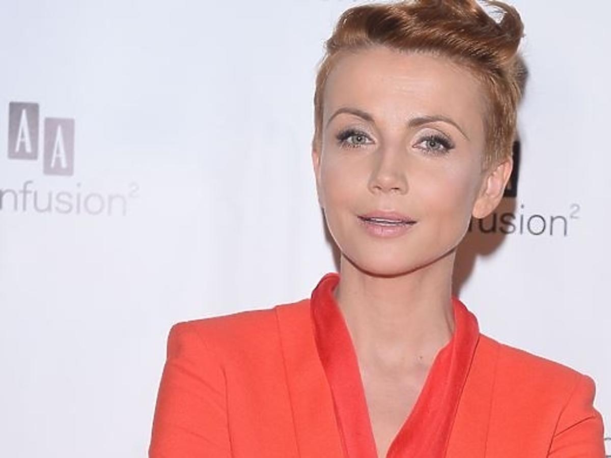 Katarzyna Zielińska będzie podróżować z synem
