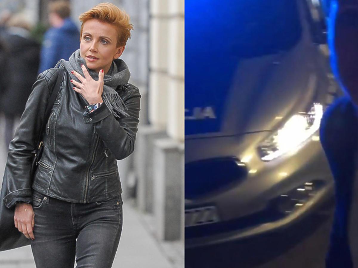 Katarzyna Zielińska ma problemy z policją?
