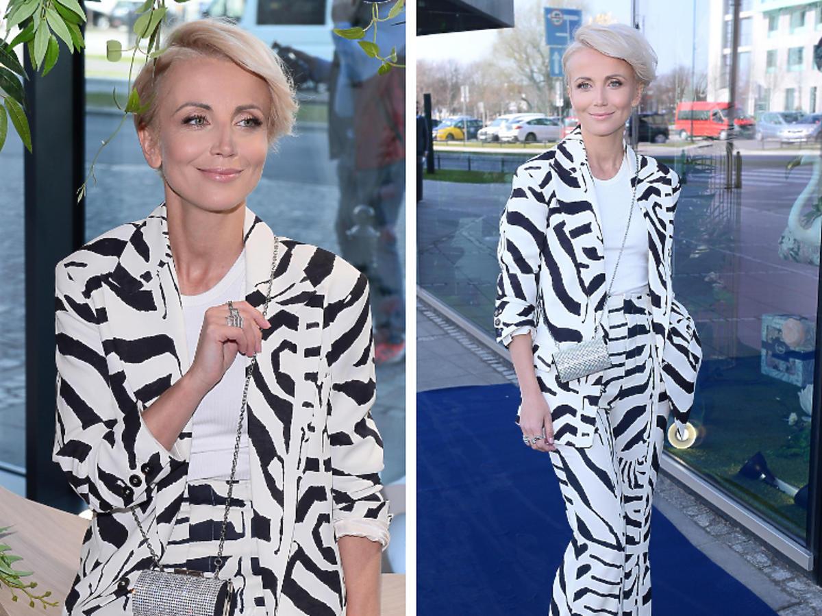 Katarzyna Zielińska na imprezie marki La Millou