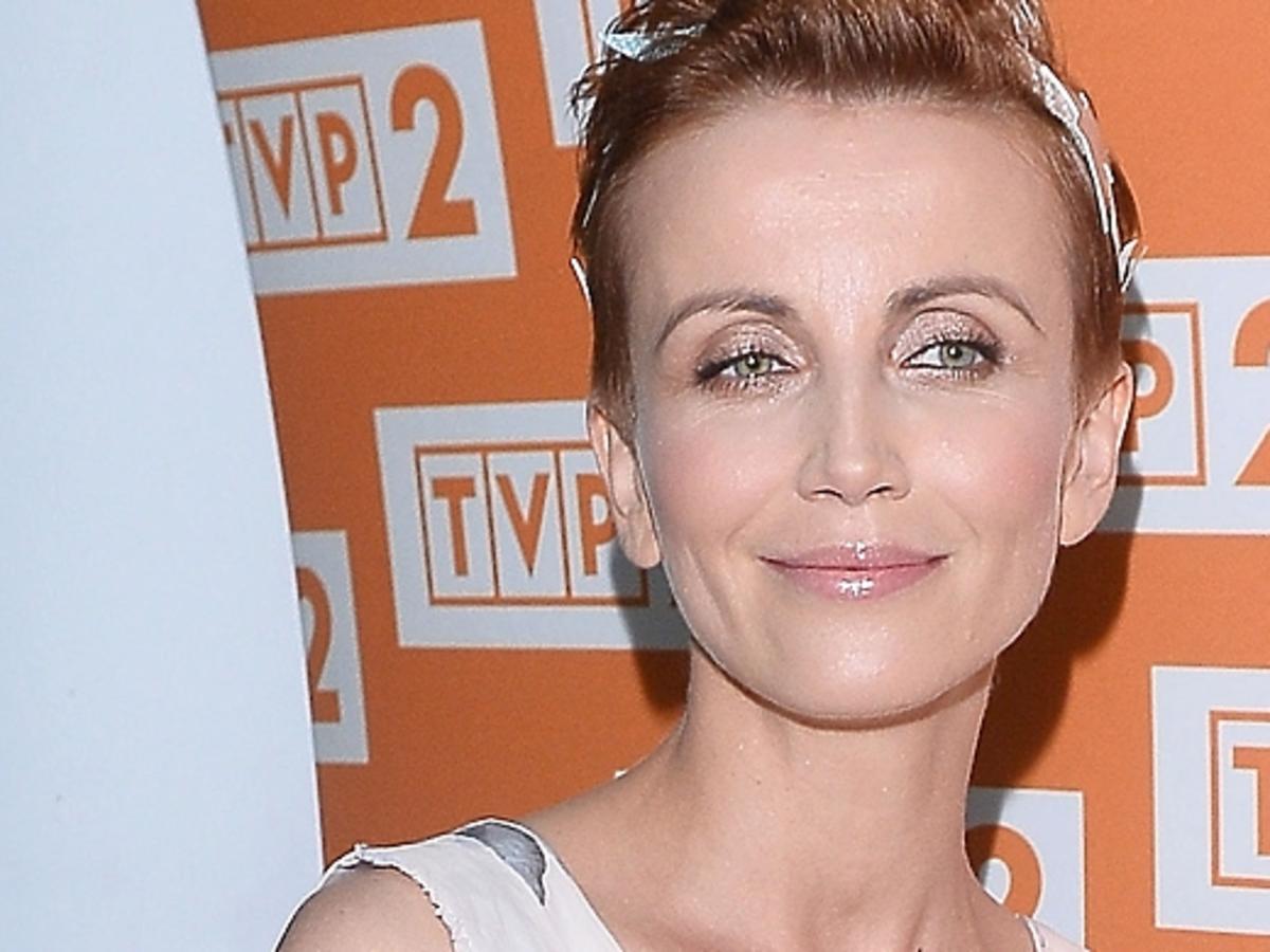 Katarzyna Zielińska w ciąży na wakacjach