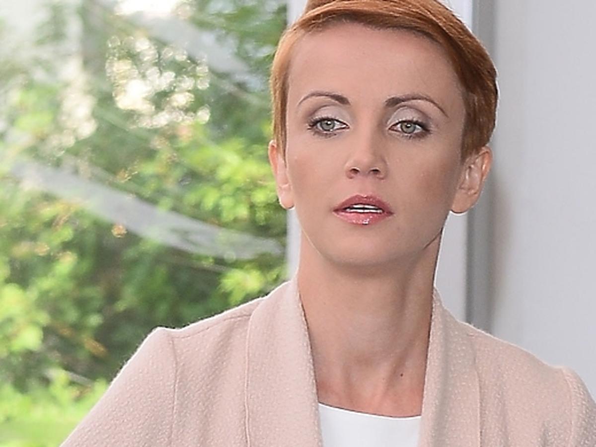 Katarzyna Zielińska w nowym serialu