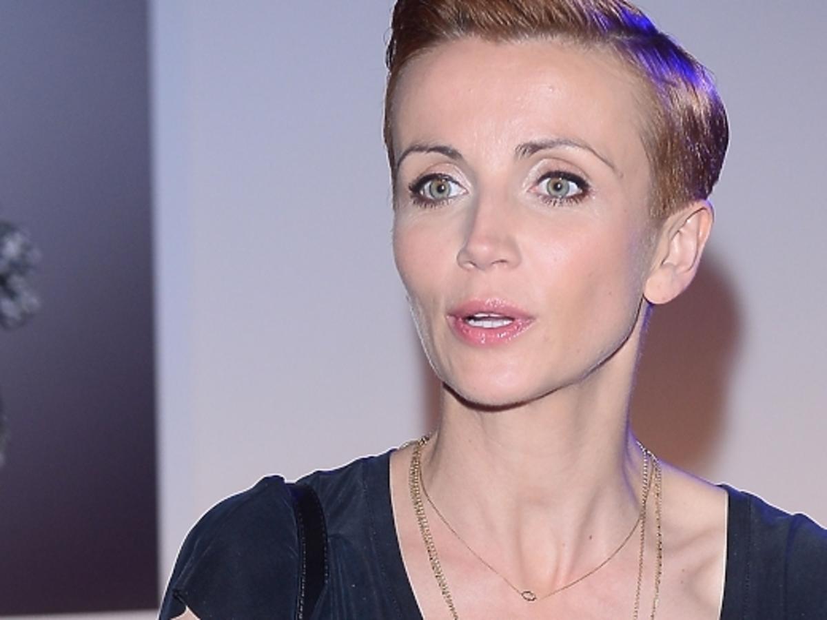 Katarzyna Zielińska w serialu O mnie się nie martw