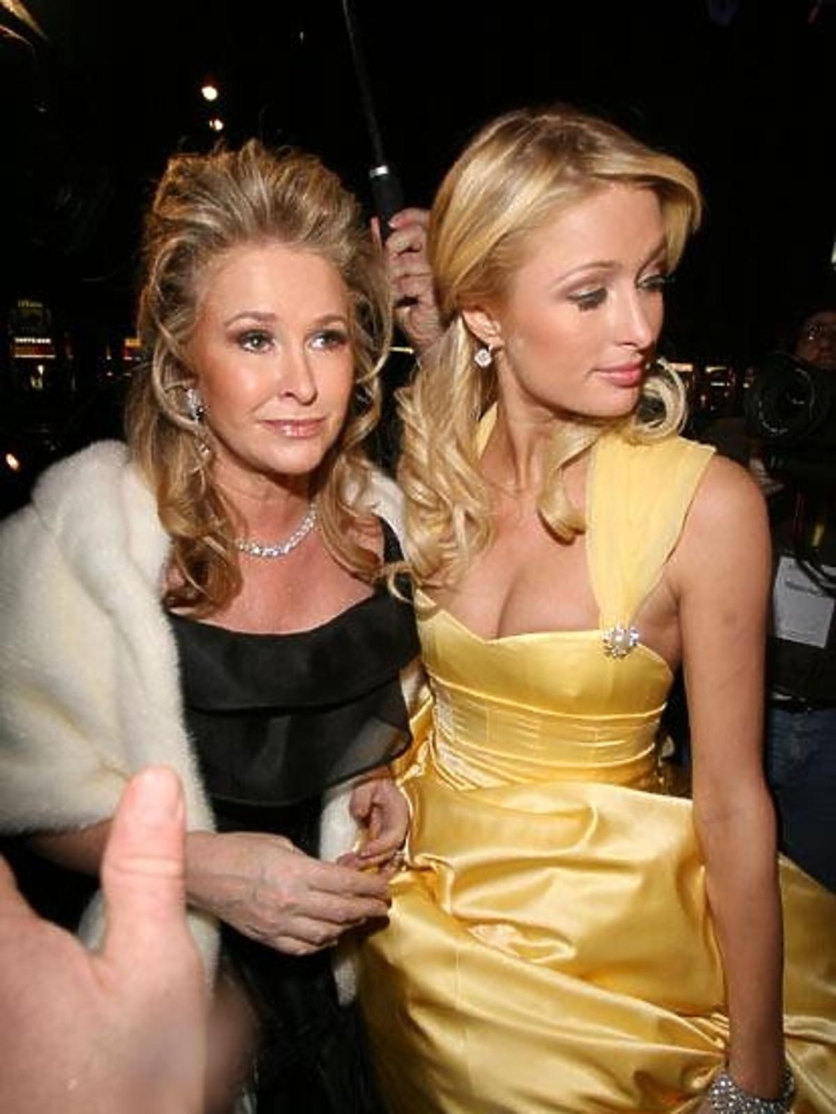 Kate i Paris Hilton