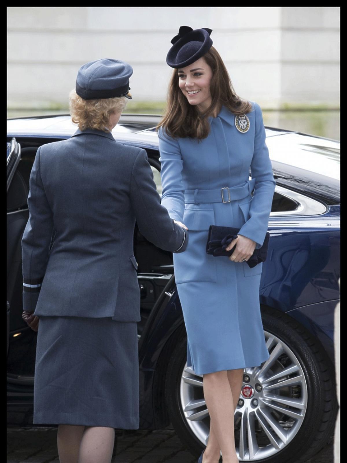 Kate Middleton w Londynie