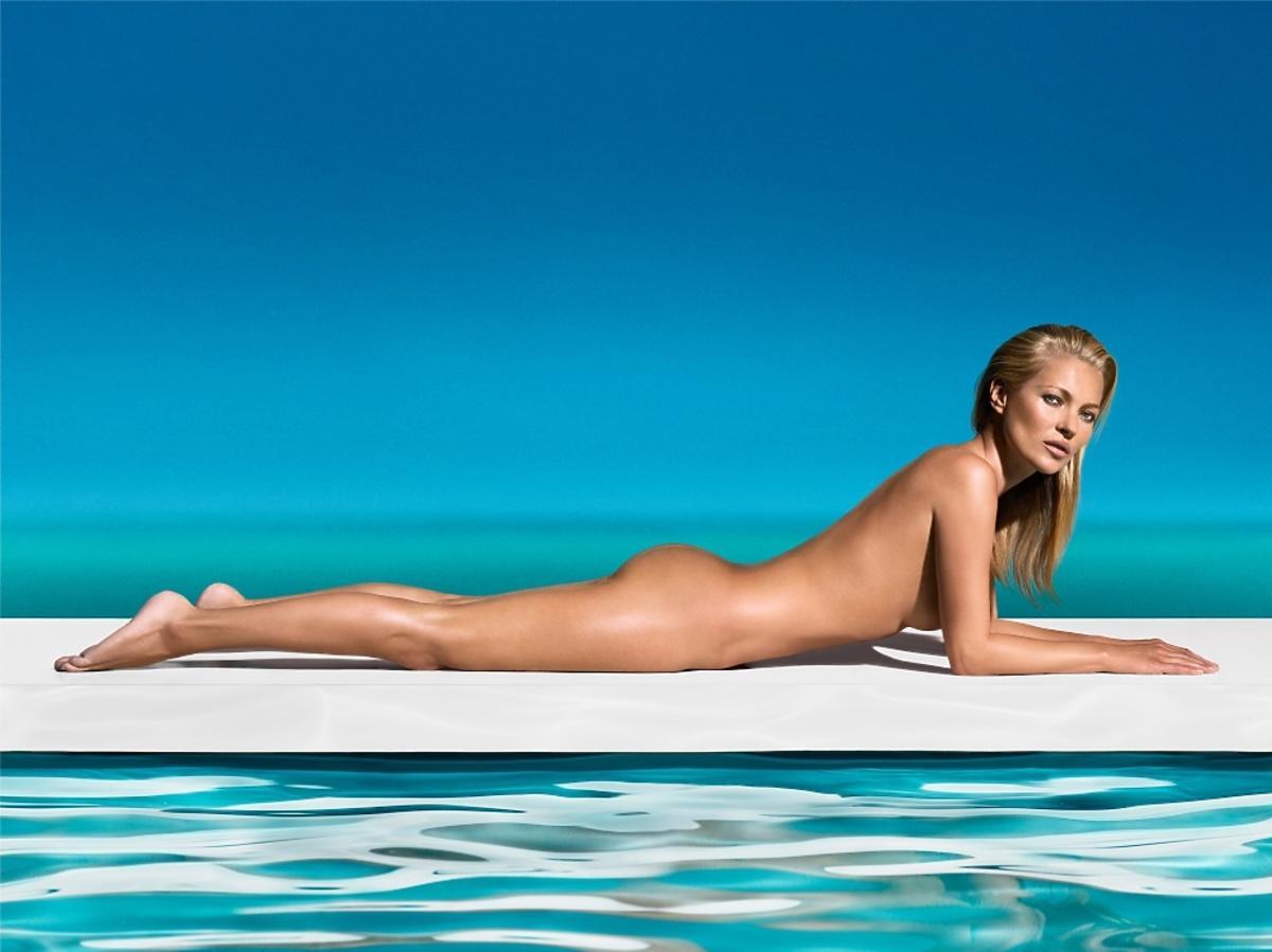 Kate Moss dla St. Tropez