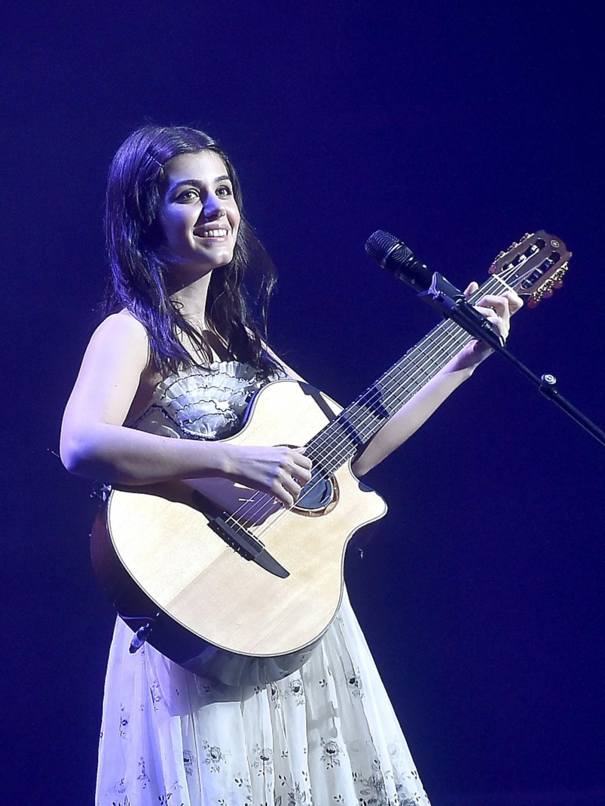 Katie Melua na koncercie Katie Melua w Łodzi
