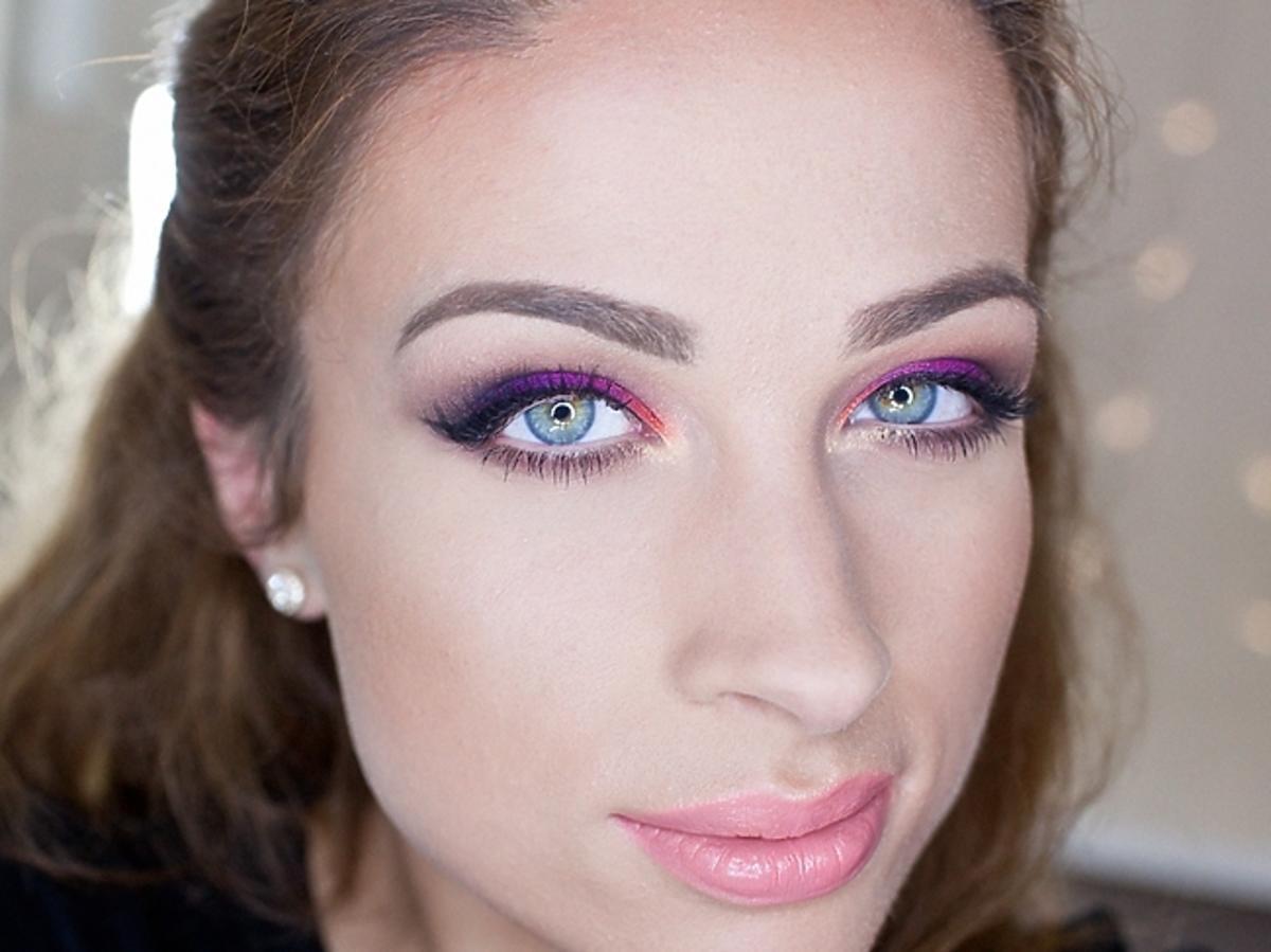 Katosu, makijaż jesień 2013