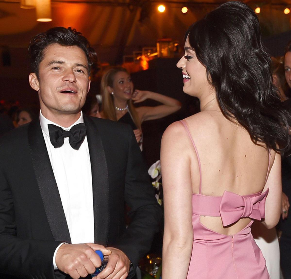 Katy Perry i Orlando Bloom będą rodzicami