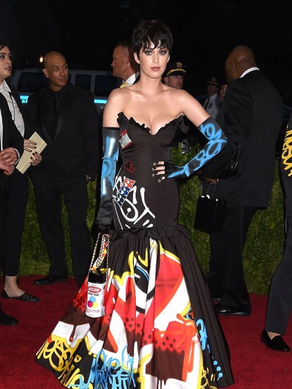 Katy Perry na gali MET 2015