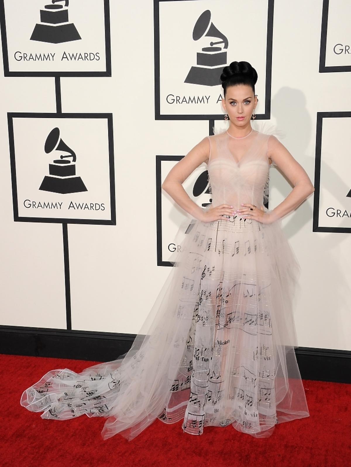 Katy Perry na Grammy 2014